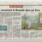 Article sur Mission au Rwanda